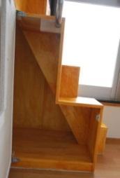 家具階段右下内部