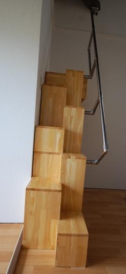 家具階段完成正面