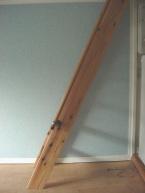 ロフトの階段 緩い傾斜 横写真